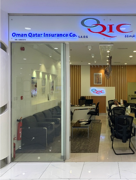 Oman Qatar Insurance co
