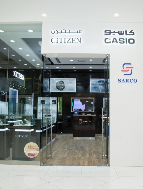 Sarco Watches | First Floor | Oman Avenues Mall